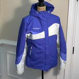 Columbia Hooded Jacket
